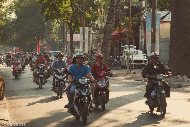 Lunar New Year Saigon Ho Chi Minh - Free photo on Pixabay (756658)