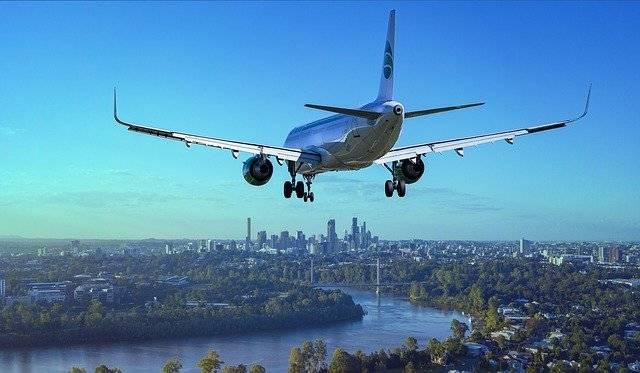 Aircraft Landing Airport - Free photo on Pixabay (756855)