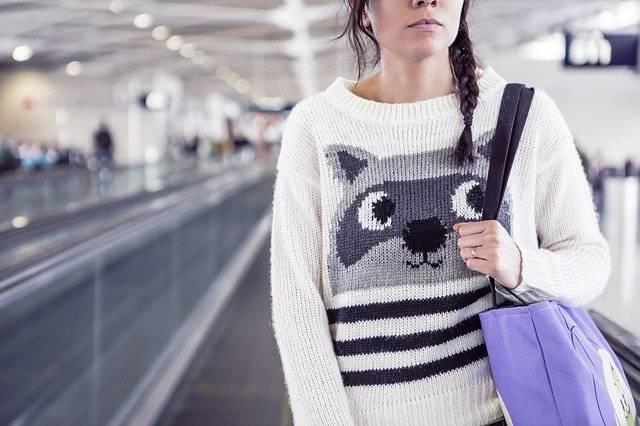 Woman Airport Girl - Free photo on Pixabay (756872)