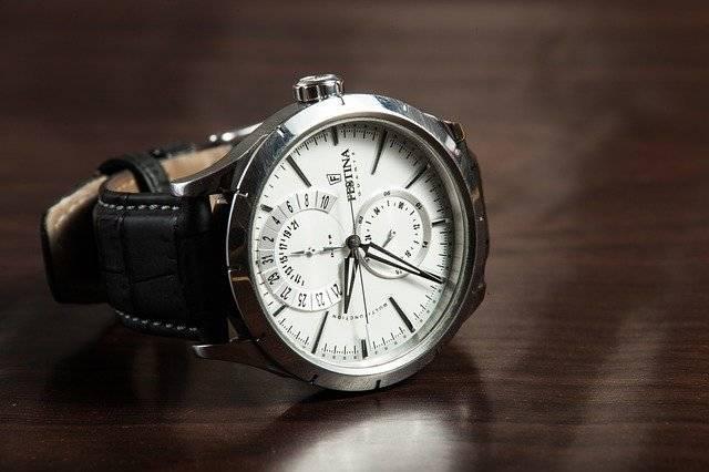 Wristwatch Watch Time - Free photo on Pixabay (756880)