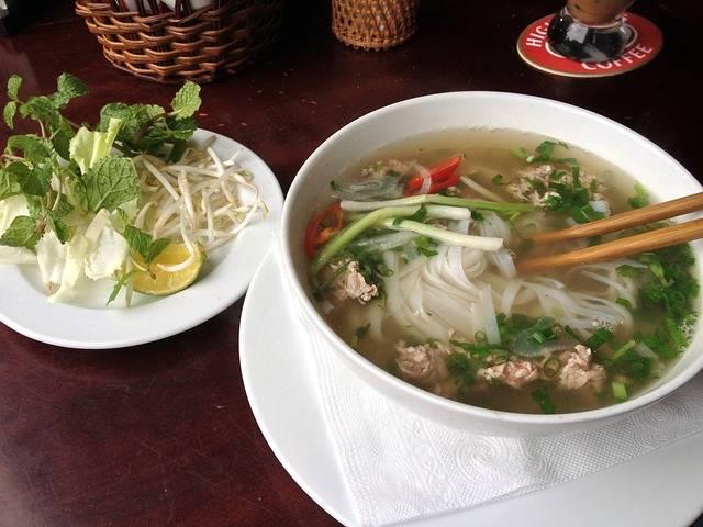 Pho Vietnamese Food Restaurant - Free photo on Pixabay (756897)