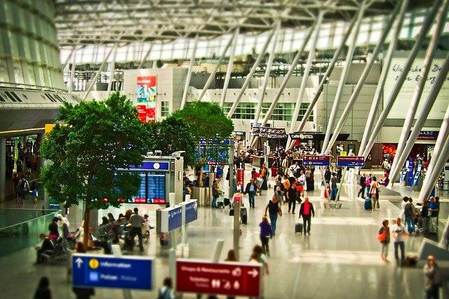 Airport Terminal Flying - Free photo on Pixabay (756898)