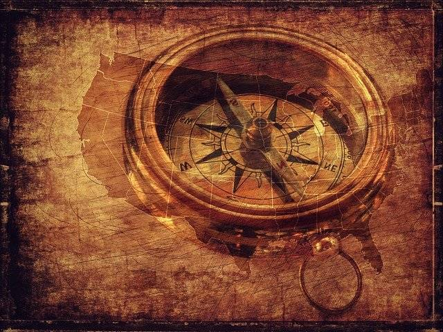 Texture Background Compass - Free photo on Pixabay (756917)