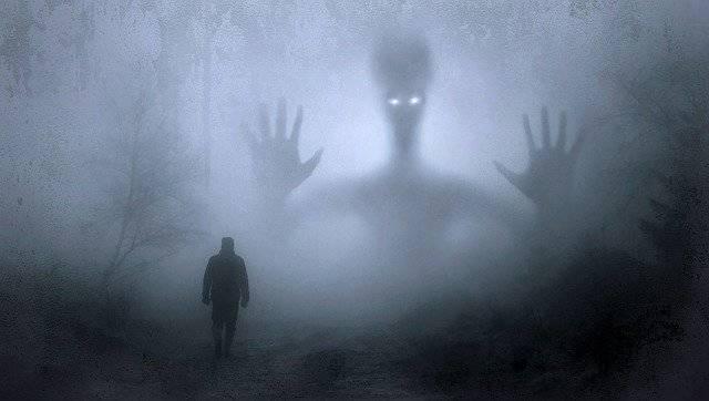 Fantasy Spirit Nightmare - Free photo on Pixabay (756918)