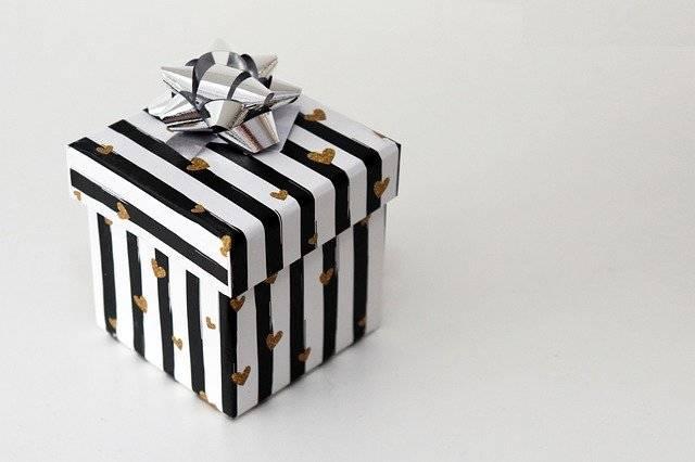 Gift Christmas Birthday - Free photo on Pixabay (757114)
