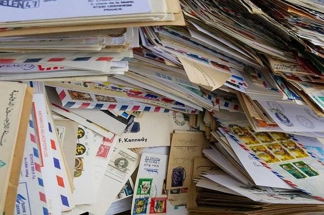 Communication Letters Envelope - Free photo on Pixabay (757259)