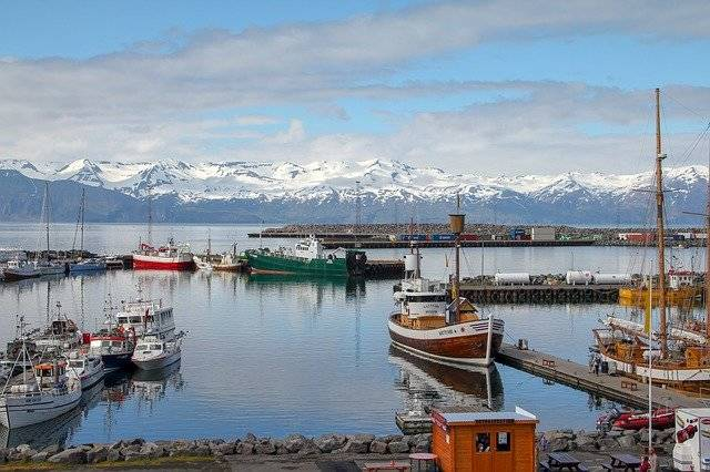 Husavik Iceland Port - Free photo on Pixabay (757366)