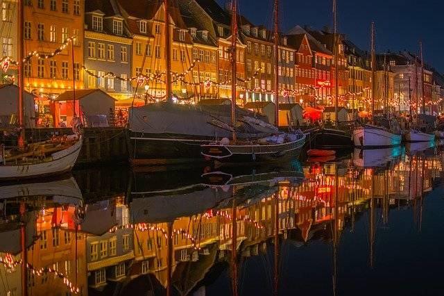 Nyhavn Denmark City - Free photo on Pixabay (757373)