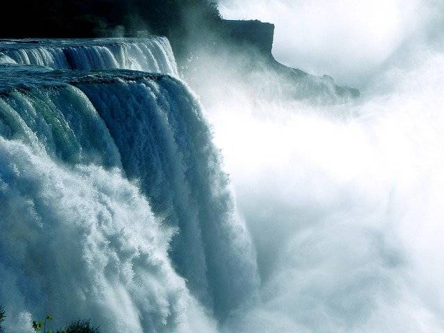 Niagara Falls Waterfall Water - Free photo on Pixabay (757377)