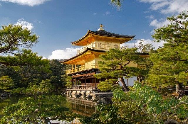 Kinkaku-Ji The Golden Pavilion - Free photo on Pixabay (757381)