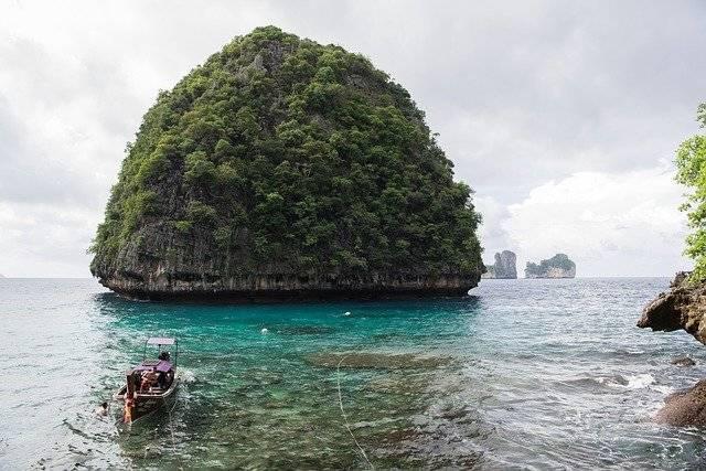 Phi Islands Phuket Thailand - Free photo on Pixabay (757480)