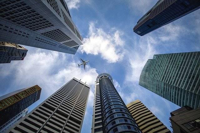 Skyscraper Singapore Sky - Free photo on Pixabay (757581)