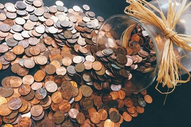 Coins Pennies Money - Free photo on Pixabay (757582)