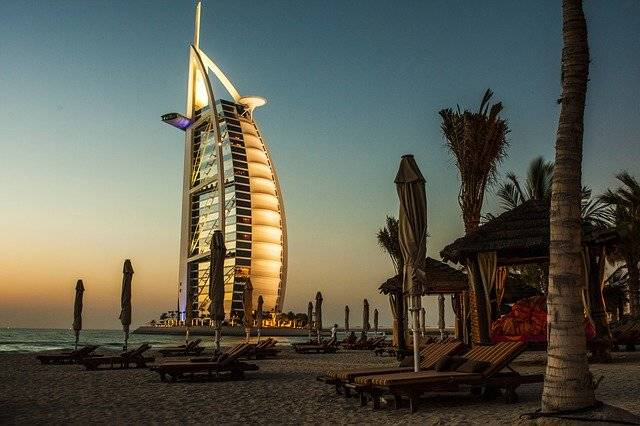 Burj Al Arab Dubai Hotel - Free photo on Pixabay (757601)