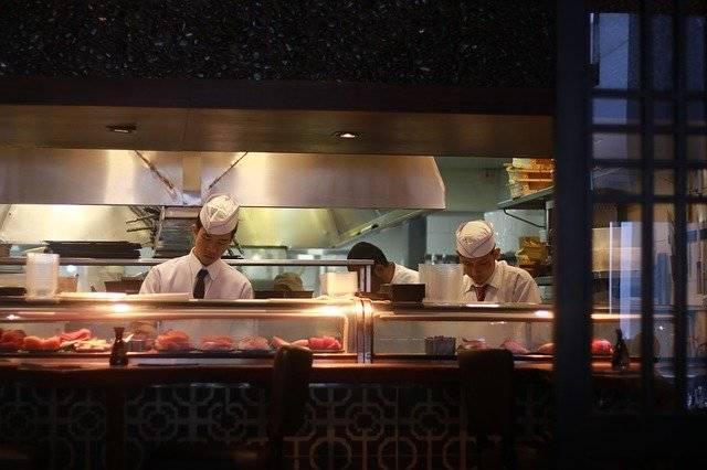 Restaurant Japanese Food Seafood - Free photo on Pixabay (757842)