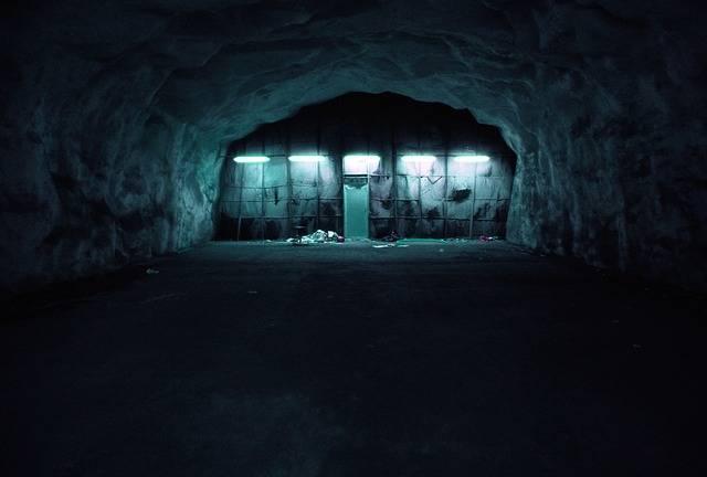 Bunker Dark Basement - Free photo on Pixabay (757923)