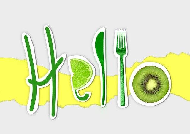 Hello Kitchen Eating - Free image on Pixabay (757969)