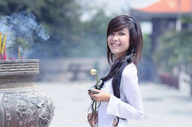 Girl Asian Fashion - Free photo on Pixabay (757971)