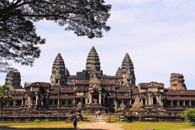 Angkor Wat Temple Amazing Seven - Free photo on Pixabay (757979)