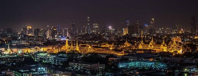 Grand Palace Bangkok Temple - Free photo on Pixabay (758180)