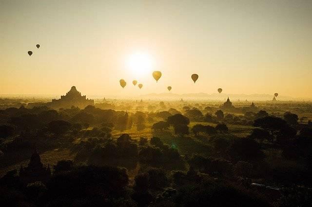 Bagan Myanmar Burma - Free photo on Pixabay (758896)