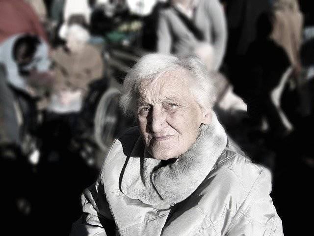 Dependent Dementia Woman - Free photo on Pixabay (758903)
