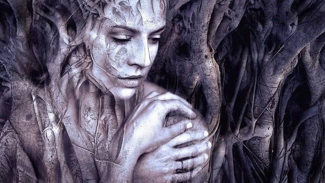 Composing Woman Fantasy - Free image on Pixabay (758909)