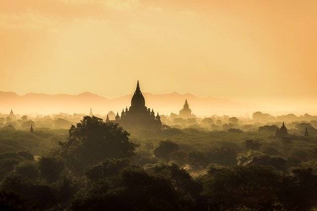 Myanmar Burma Landscape - Free photo on Pixabay (759007)