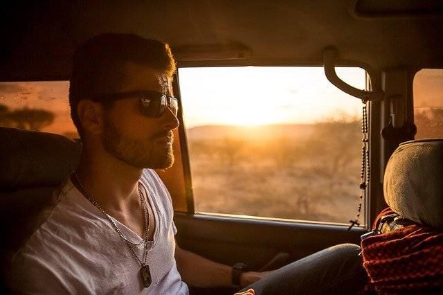 Man Car Passenger - Free photo on Pixabay (759027)