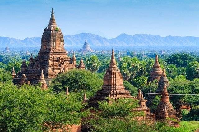 Bagan Myanmar Archaeological Area - Free photo on Pixabay (759029)
