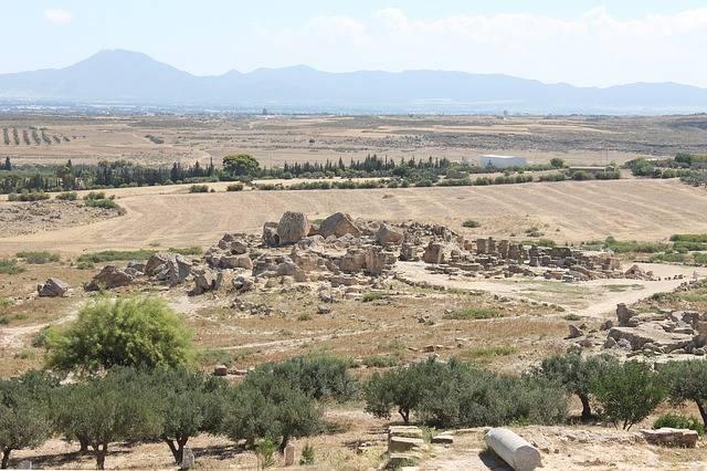 Tunisia Udna The Ruins Of - Free photo on Pixabay (759031)