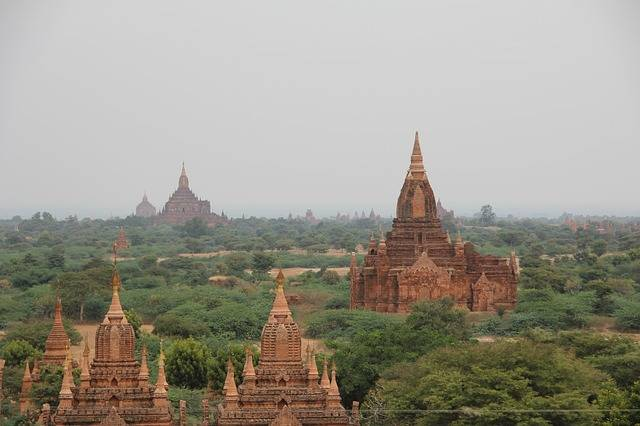 Pagoda Bagan Myanmar - Free photo on Pixabay (759035)