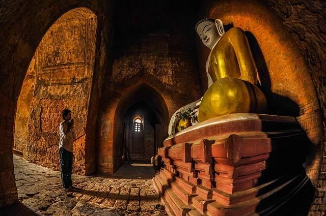 Myanmar Bagan Burma - Free photo on Pixabay (759047)