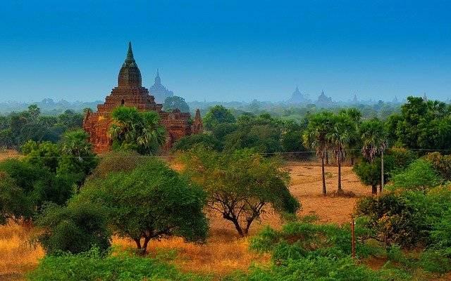 Bagan Ancient City Myanmar - Free photo on Pixabay (759055)