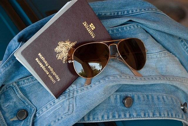 Travel Passport Holiday - Free photo on Pixabay (759238)