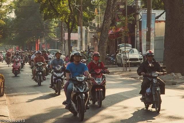 Lunar New Year Saigon Ho Chi Minh - Free photo on Pixabay (759520)