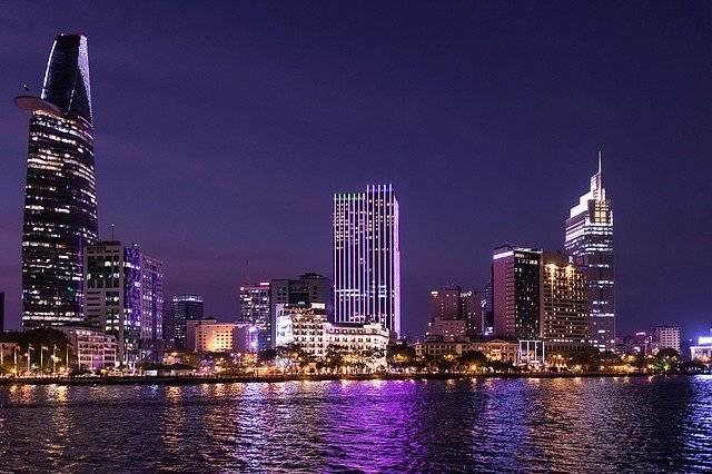 Ho Chi Minh City Saigon - Free photo on Pixabay (759521)