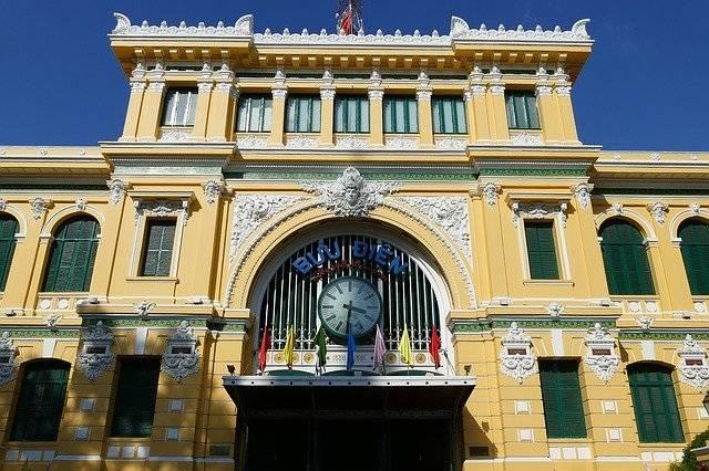 Saigon Ho Chi Minh City Vietnam - Free photo on Pixabay (759526)