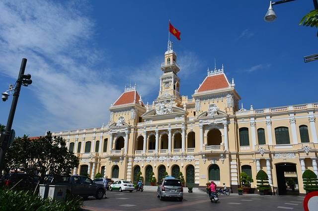 Saigon Ho Chi Minh City Vietnam - Free photo on Pixabay (759530)