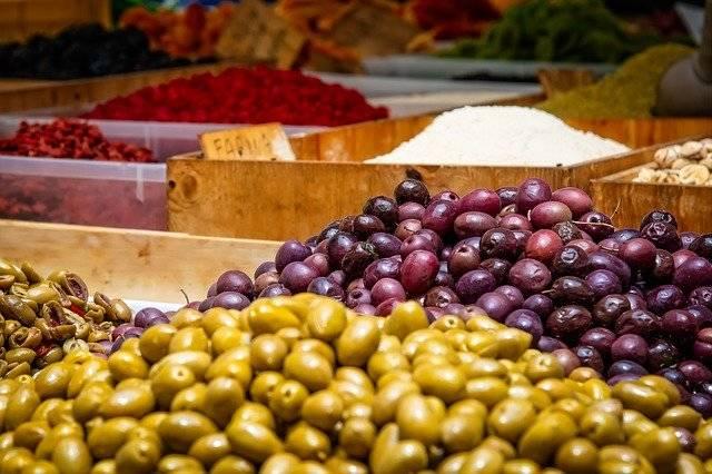 Olives Fruits Mediterranean - Free photo on Pixabay (759531)