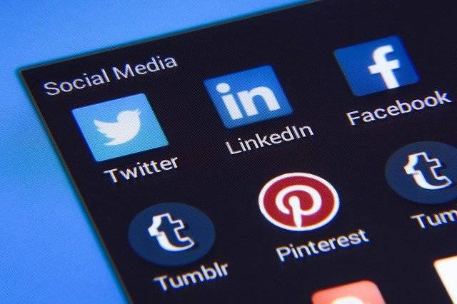 Social Media Facebook Twitter - Free photo on Pixabay (759537)