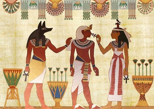 Egyptian Design Man - Free image on Pixabay (759584)