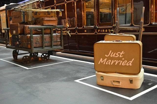 Luggage Travel Honeymoon - Free photo on Pixabay (759600)
