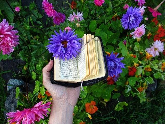 Quran Shrine Scripture - Free photo on Pixabay (759607)