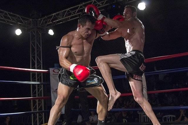 Sport Action Muay Thai - Free photo on Pixabay (760201)