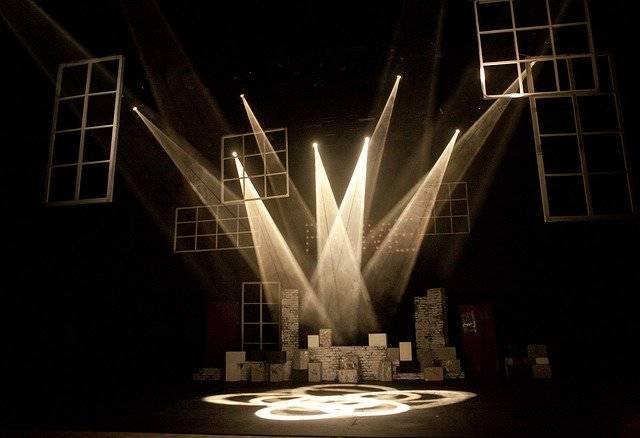 Theatre Light - Free photo on Pixabay (760202)