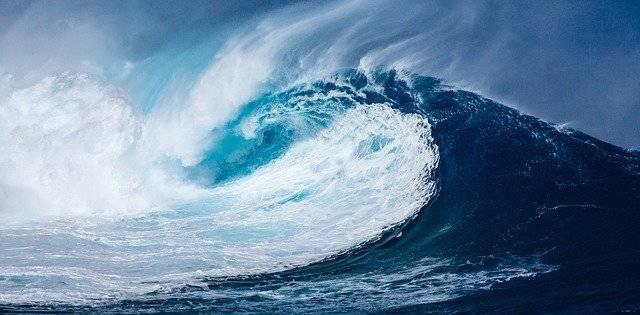 Wave Atlantic Pacific - Free photo on Pixabay (760205)