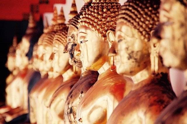 Bangkok Buddha Gold - Free photo on Pixabay (760217)