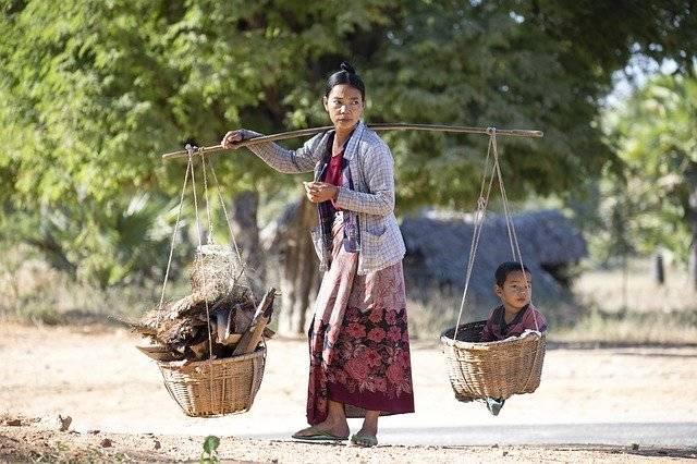 Myanmar People Poor - Free photo on Pixabay (760322)