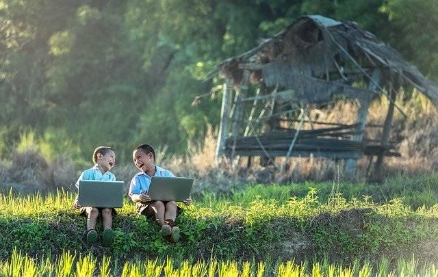 Children Laugh Laptop - Free photo on Pixabay (760325)